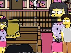 The Simpson Simpvill Part 5...