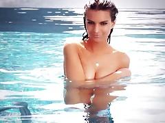 Goddess Emily Ratajkowski -...