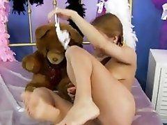 hard workong teddy