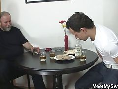Her BF fucks his family