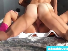 He Fucked Teenage Babe from...