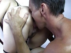 22yr old Torie getting her ass...