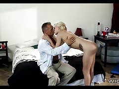 Older Guy gets some Fresh Teen...
