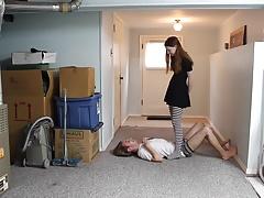 xhamster Teen Girl Ballbusting Her Boyfriend