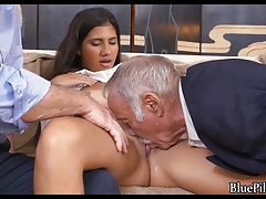 Latina Teen for old men