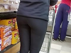Cute Girl Legging