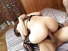 Japanese Teen gets DP-ed and...