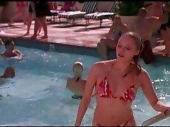 Alexandra Holden bikini slo-mo loop