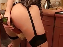 Linda - naughty kitchen