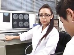 xhamster sexy doctor making a...