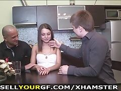 xhamster Sell Your GF - Staying home for...
