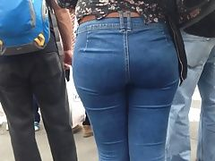 Phat ass, culona
