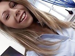 Beautiful Russian teen girl...