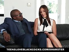 TeensLoveBlackCocks - Brunette...