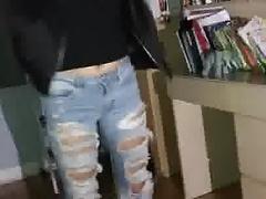 Sexy Ashley twirl
