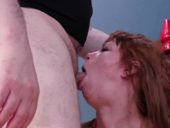 Teen fucked hard first time...