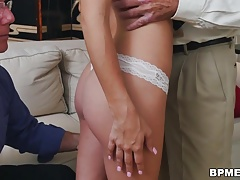Teen Molly Mae Fucks Old Man