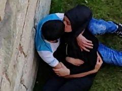 arab teen hijabi