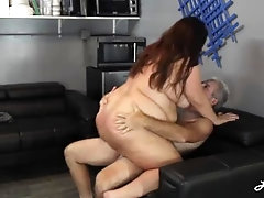 Fat Teen SQUIRTS Everywhere...