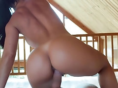 Cheating wife brings her fuck...