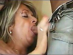 Hot German Granny gets Anal...