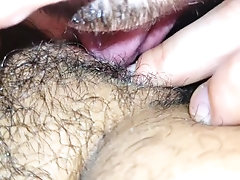 Pussy Licking Pulsating Clit...