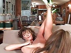 Old MILFs & Young Lesbians -...