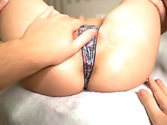 Perfect Teen Tight Pussy Filled...