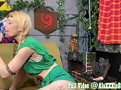 Dirty Whore Zelda Gives A Thick...