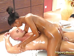 big cock slippery massge sex