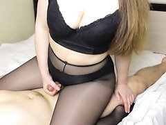 Teen step sister with big tits...