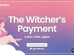 [ASMR] The Witcher Collects a...