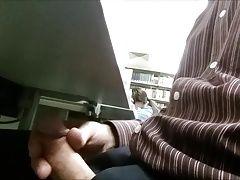 Public Masturbation in Library 7