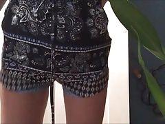 Teen Showing Her Ass