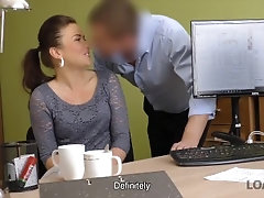 LOAN4K. Hot babe decided to buy...
