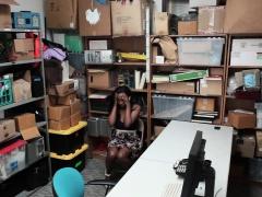 Black teen shoplifter Daya gets...